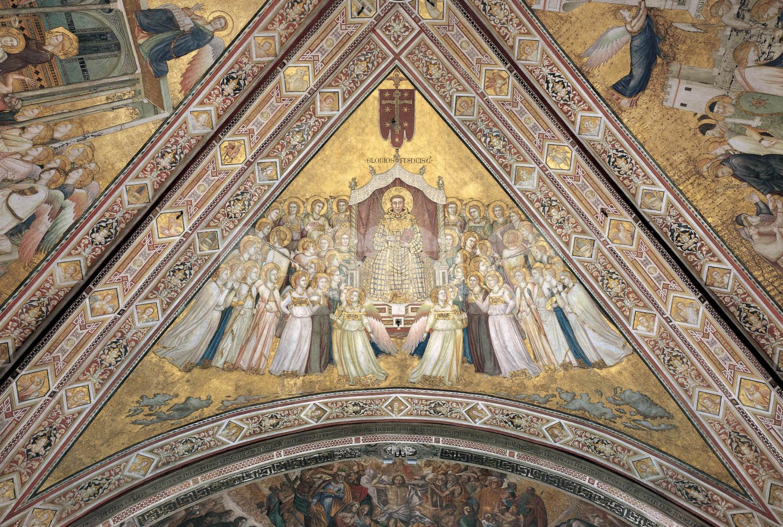 Insieme per Francesco, mobilitazione per la vela di Giotto e Giotteschi