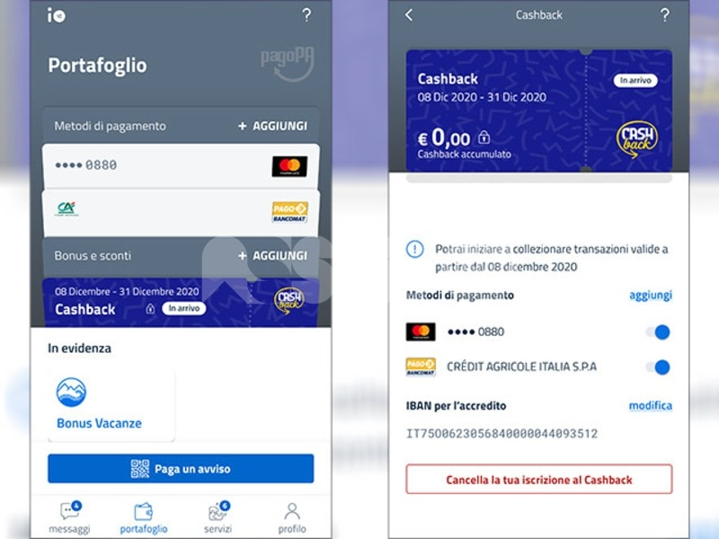 Cashback, gradimento ma anche problemi: Paoletti propone di 'attivare' il Digipass