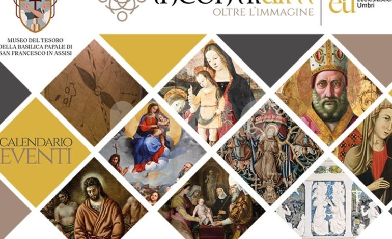 Incontrarti oltre l'immagine, iniziative online per cinque musei di Assisi aderenti al Meu
