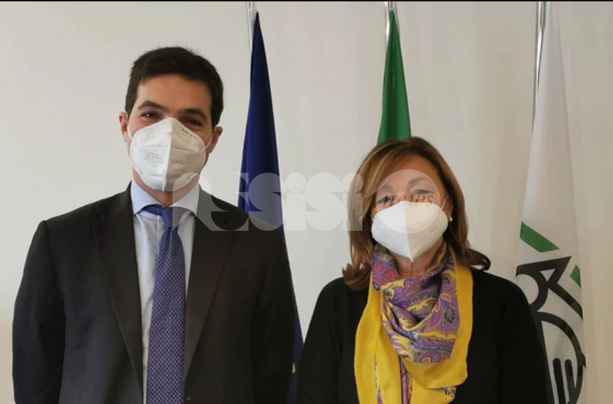 Loreto e Assisi centrali nella sinergia tra Marche e Umbria: incontro Acquaroli-Tesei