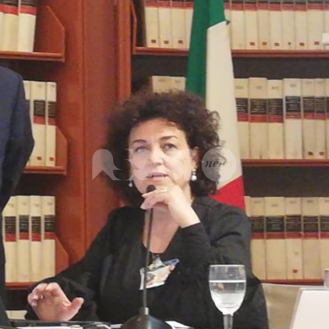 """Doriana Sannipola: """"Grazie, ma non sarò il candidato del centrodestra"""""""