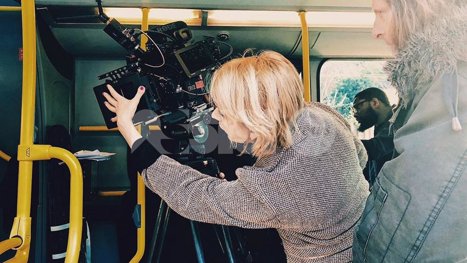 Annamaria Pennazzi, da Assisi a Londra con il sogno del cinema diventato realtà