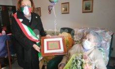 Livia Cammerieri, festa a Bastia Umbra per la 'nonna' centenaria