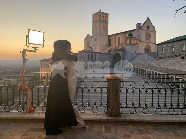 Che Dio Ci Aiuti 6, ancora grandi ascolti per la fiction girata ad Assisi (foto+video)