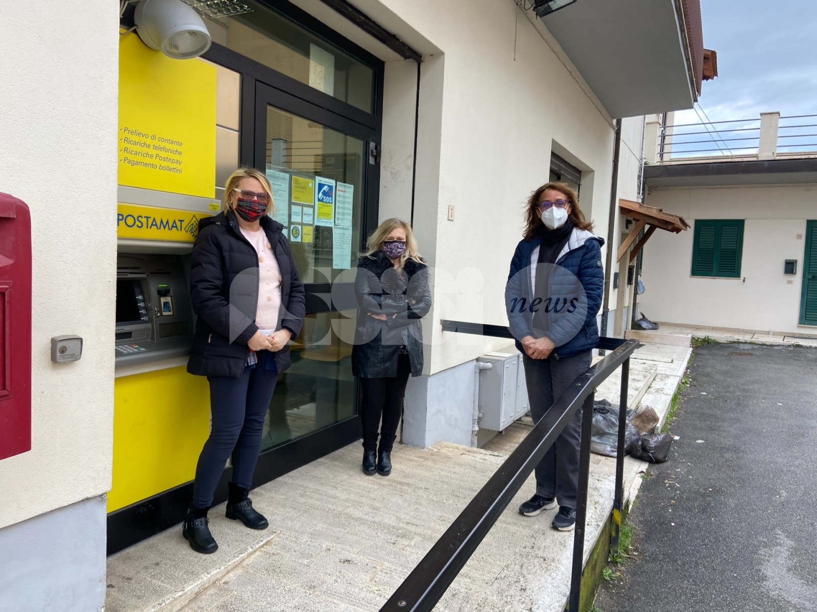 Ufficio postale di Palazzo promosso: sale di livello grazie al lavoro delle operatrici