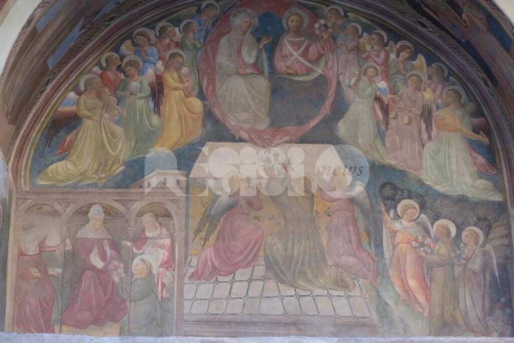 Le scuole pittoriche attive ad Assisi, secondo corso per guide turistiche