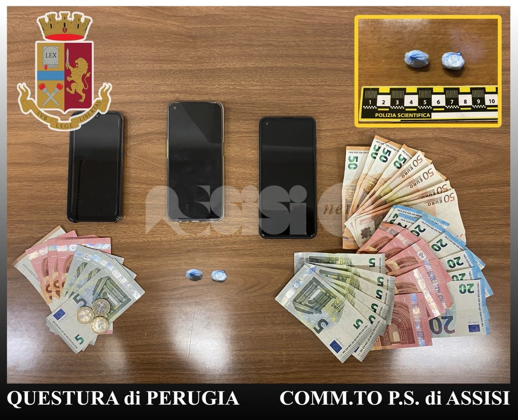 Spaccio, altro colpo della Polizia: arrestati e (condannati) 2 pusher