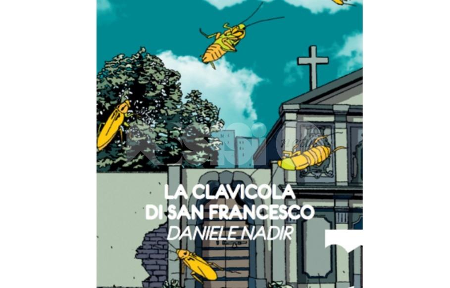La clavicola di San Francesco, c'è anche Assisi nel libro di Daniele Nadir