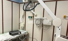 Radiografo da corsia per l'ospedale di Assisi, il sogno del Rotary è realtà