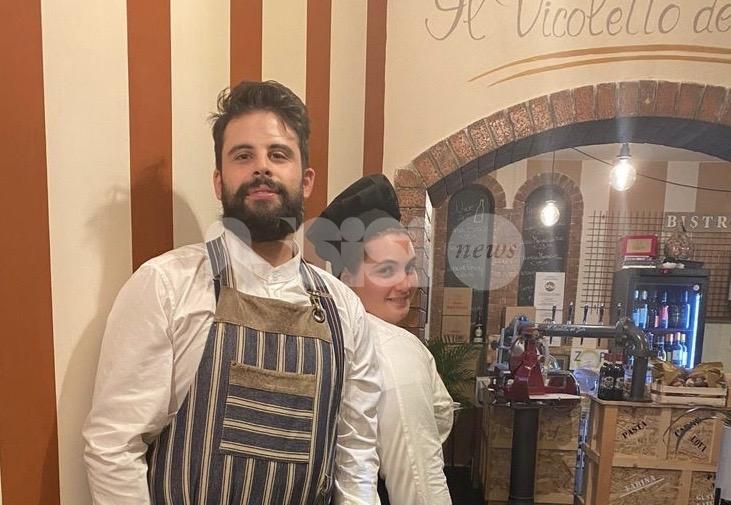 Alessia e Daniele, coraggio oltre la crisi: arriva la Bottega del Vicoletto