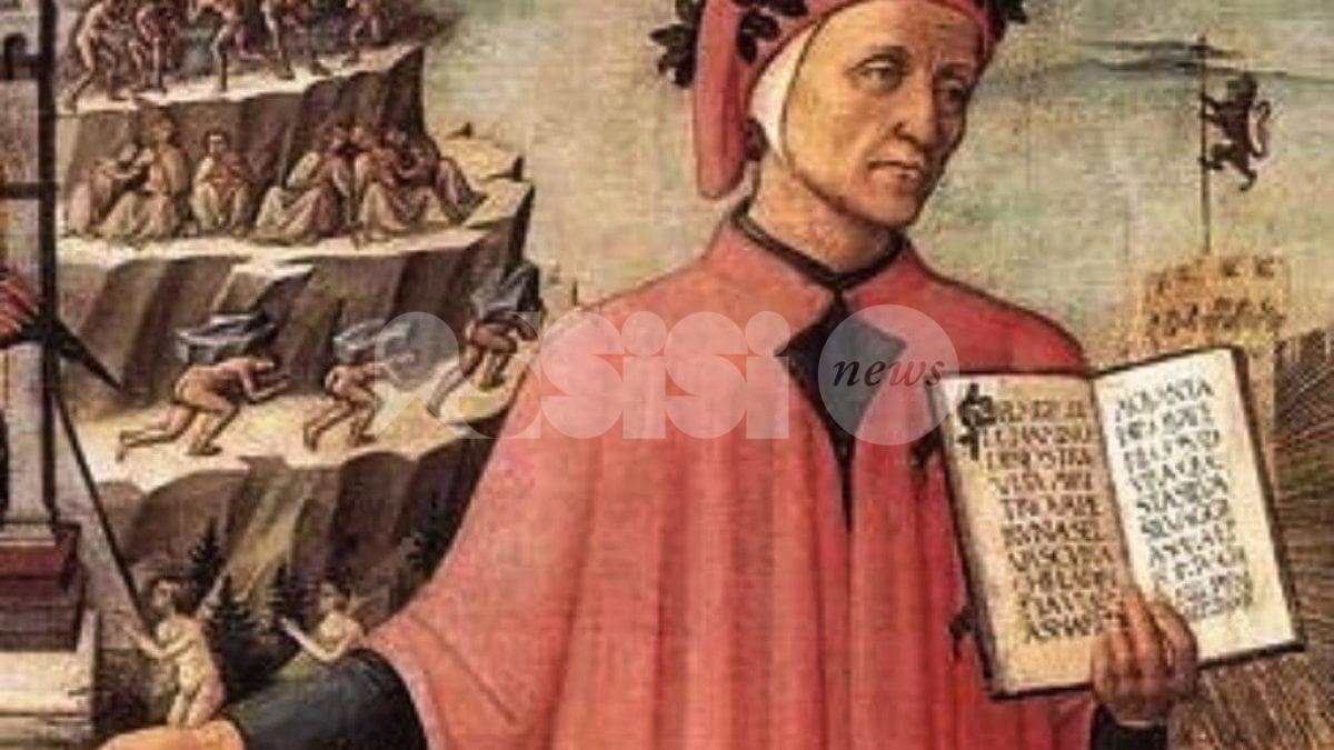 Assisi per Dante, programma degli appuntamenti ed eventi per tutto il 2021