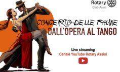 Domenica delle Palme 2021, concerto online del Rotary Club