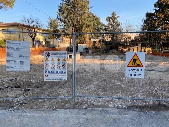 Parcheggi: lavori in corso a Palazzo e Rivotorto, poi tocca a Petrignano