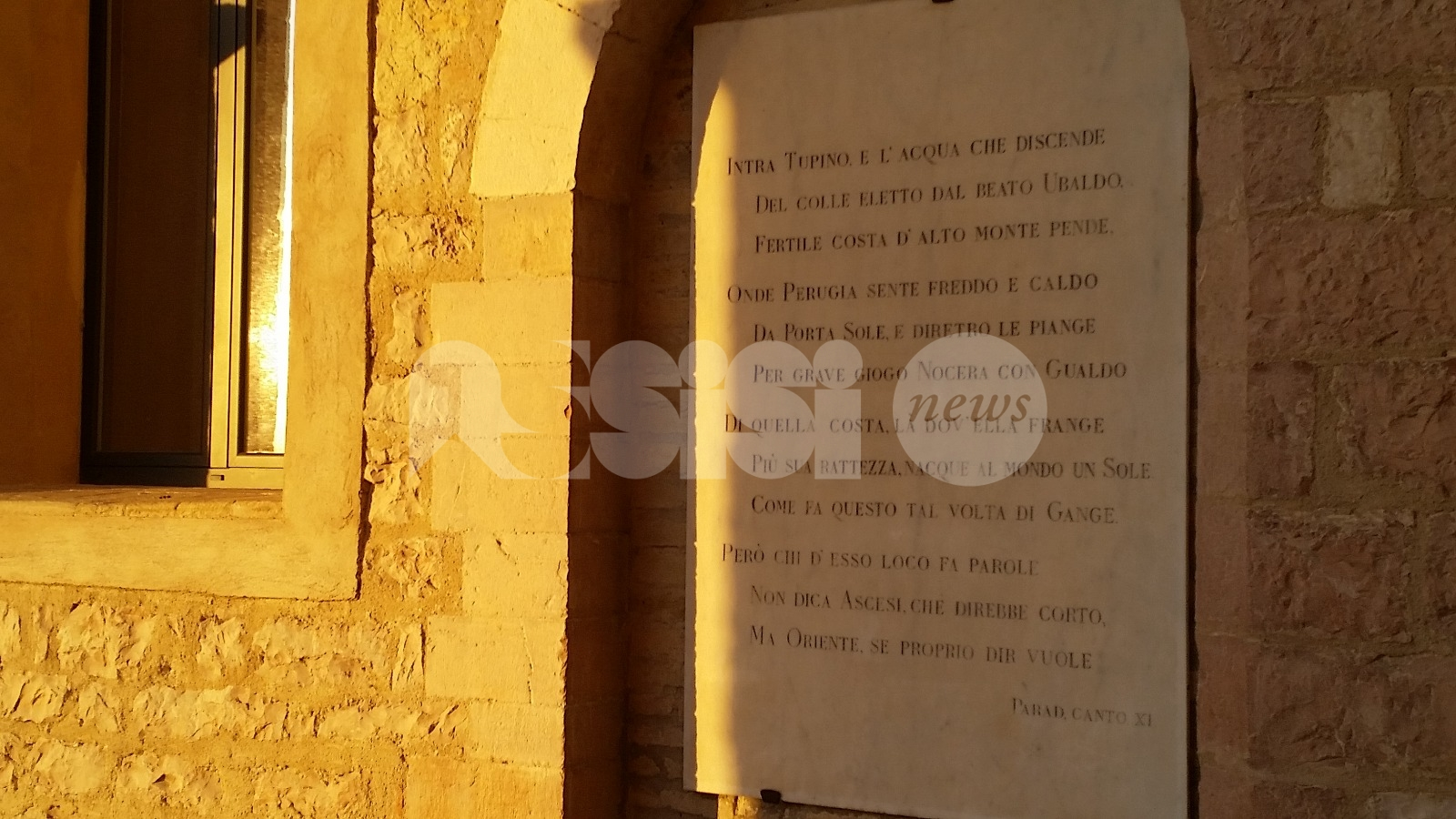 Giornate dantesche 2021, in Umbria eventi tra Assisi e Foligno