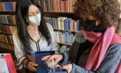 Gemma Fortini, omaggio del sindaco di Assisi nel ventennale della morte