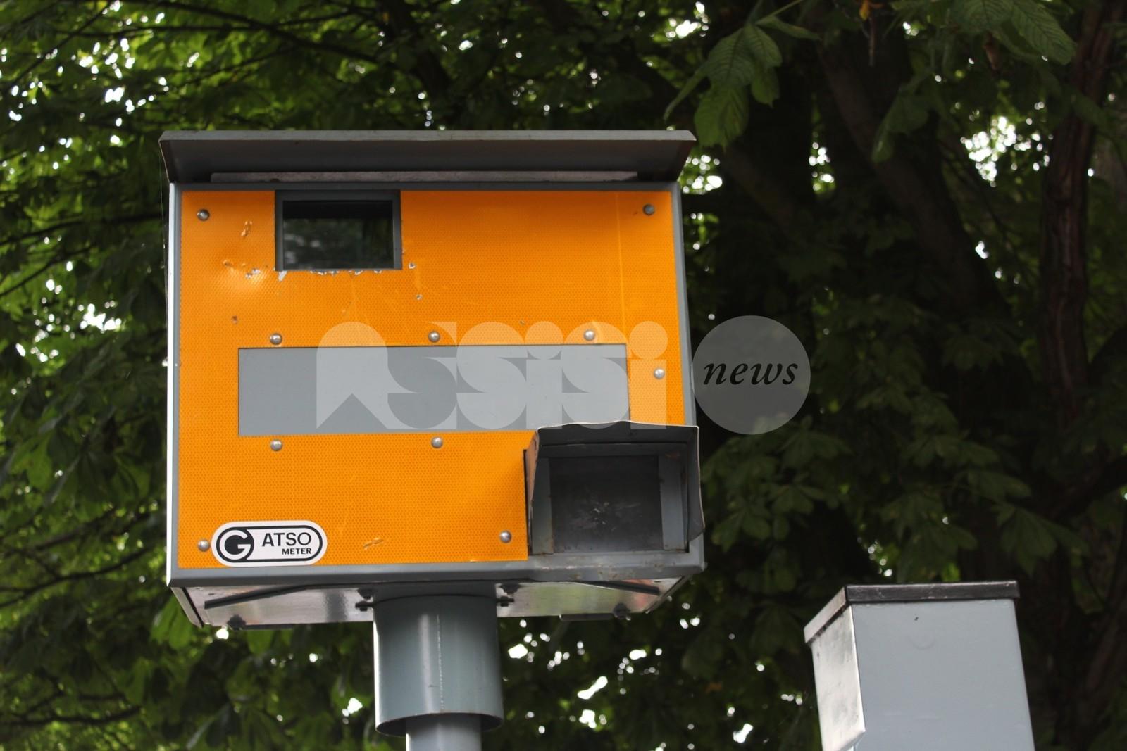 Autovelox fissi a Tordandrea e Castelnuovo: obiettivo, maggiore sicurezza