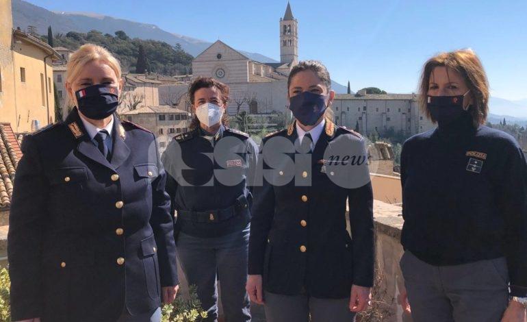 Commissariato di Assisi, una 'forza rosa' ai vertici: quattro donne apicali (video)