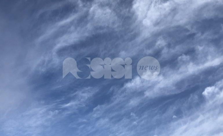 Meteo Assisi 30 aprile – 2 maggio 2021: sole misto a nubi, temperature in aumento