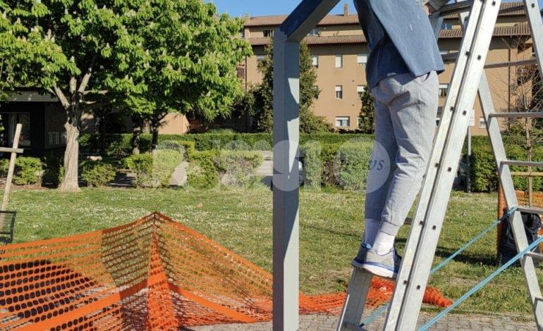 """Giardini in via Cipolla, lettera di un cittadino: """"È un far west, la cosa mi rattrista"""""""