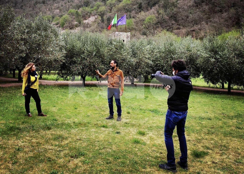 Linea Verde ad Assisi con una puntata dedicata alla Via di Francesco