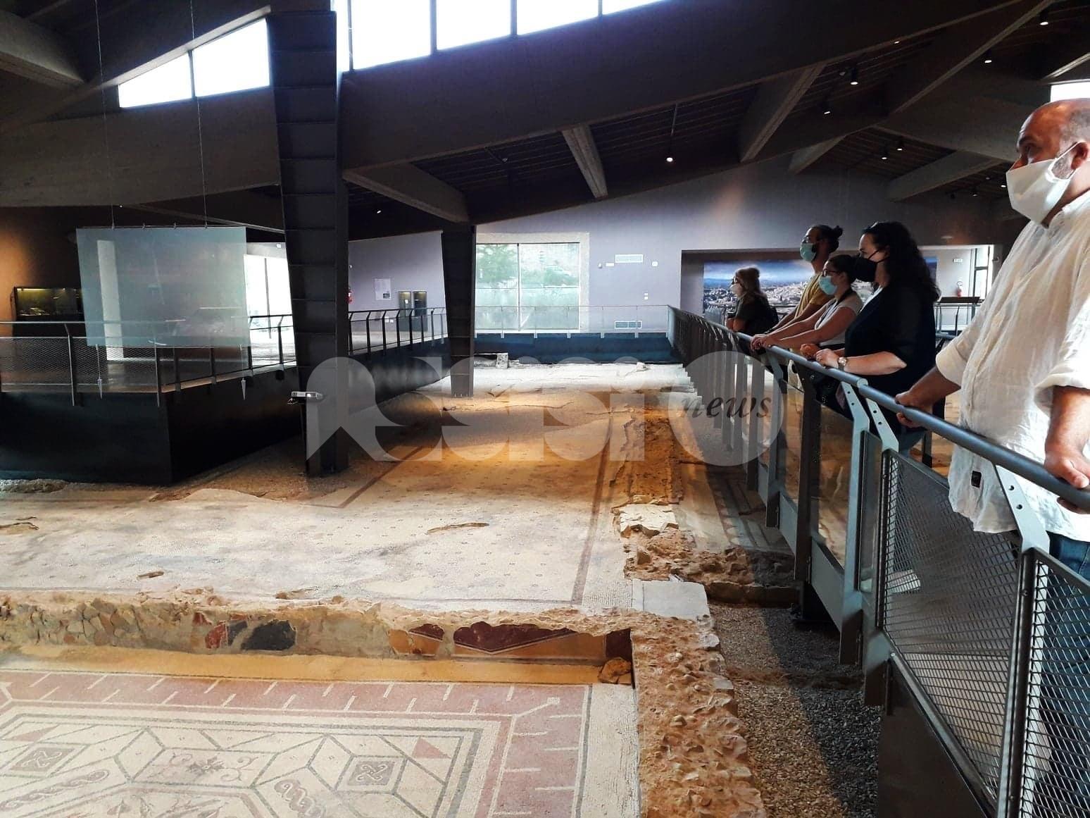 Villa dei Mosaici di Spello tra i migliori progetti turistici in Europa