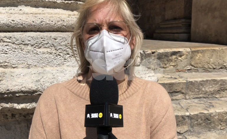 """Paola Vitali ad AssisiNews: """"Onorata del ruolo, ci metto me stessa come sono abituata a fare"""""""