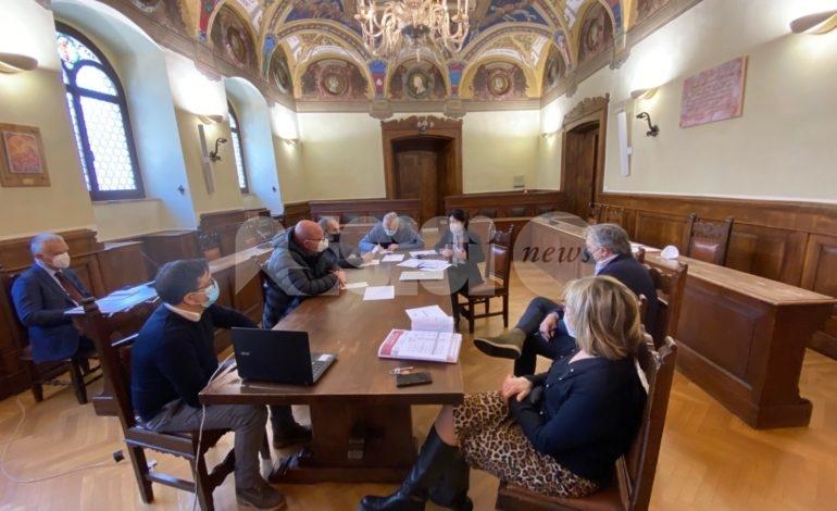 """Incontro Comune-sindacati: """"Insieme per far ripartire Assisi"""""""