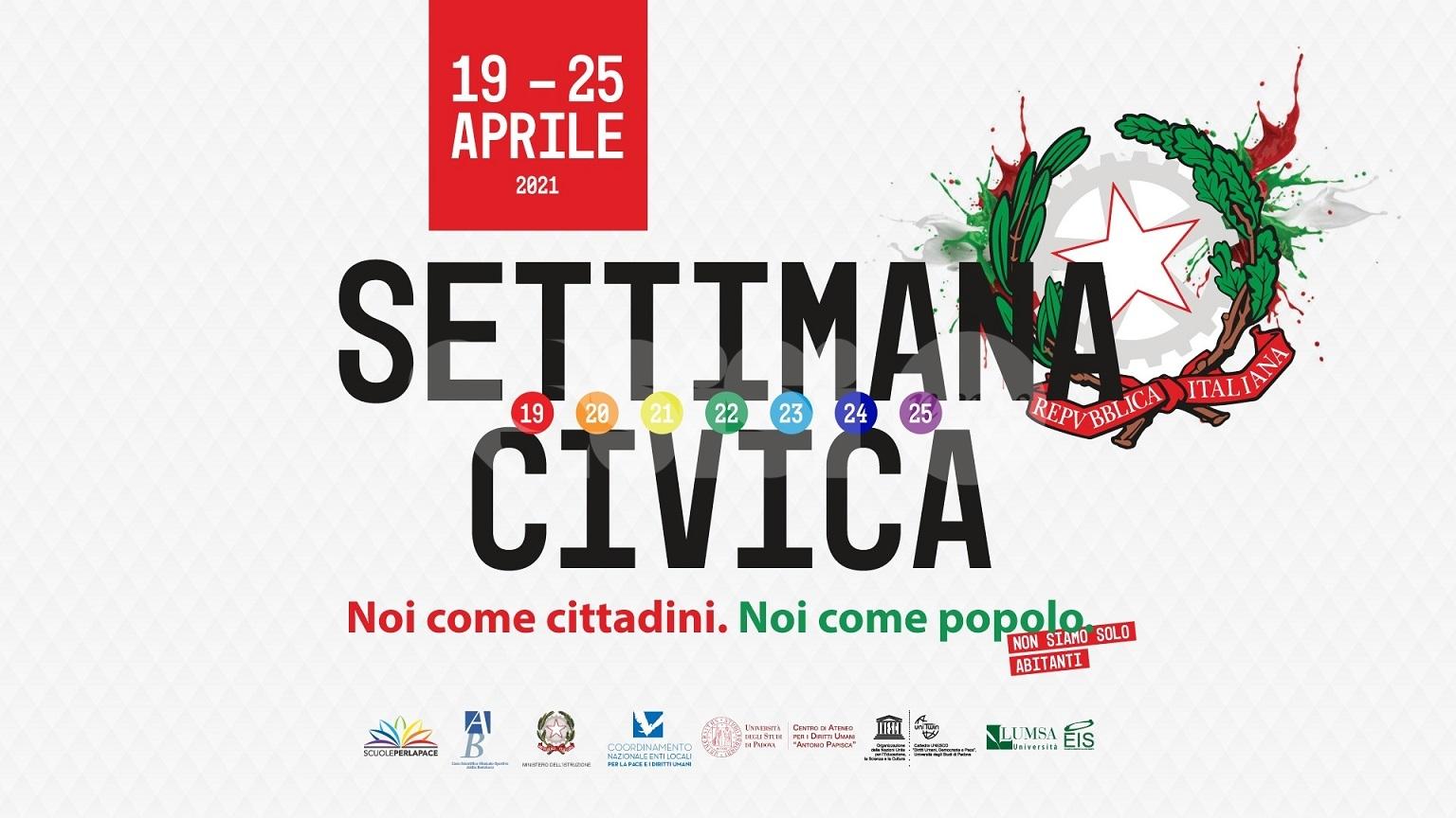 Settimana Civica, all'iniziativa per le scuole aderisce anche il Comune di Assisi