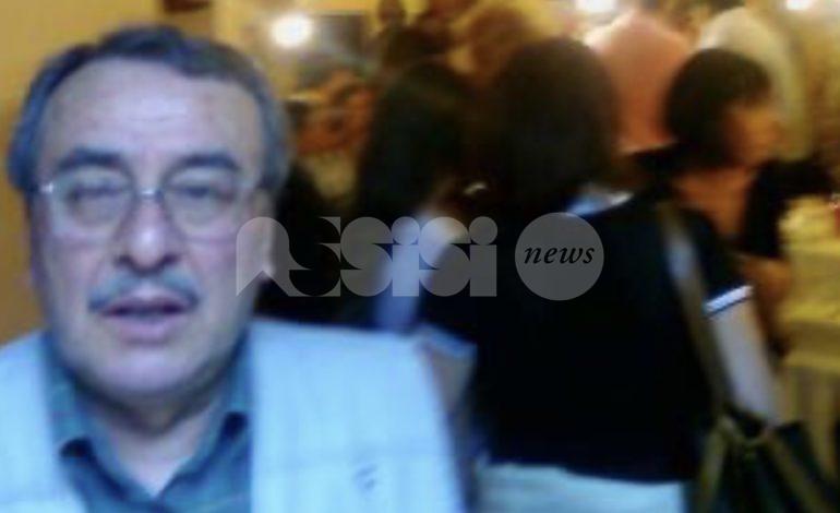"""Il Partito Democratico di Assisi ricorda Terzilio """"Lilio"""" Rossi"""