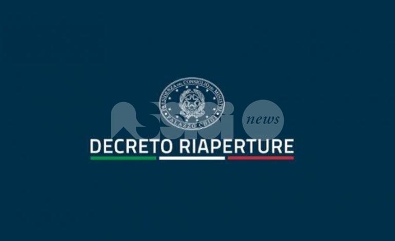 Decreto riaperture, spostamenti e coprifuoco: l'Italia riparte gradualmente