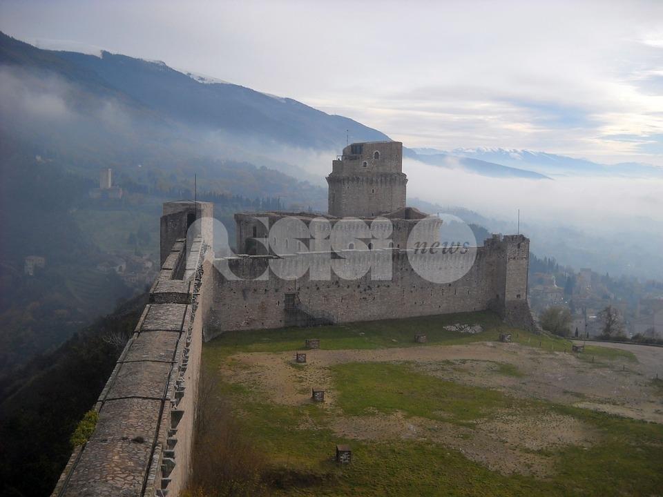 Musei di Assisi, successo per le visite online. Sorpresa 'agostana' alla Rocca
