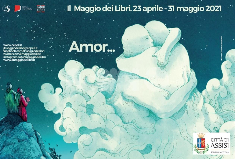 Maggio dei libri 2021, le iniziative online della biblioteca di Assisi