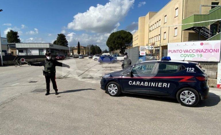 Controlli del territorio a Bastia Umbra, un arresto e tre denunce