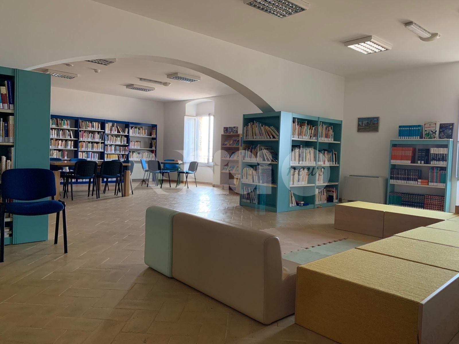 Biblioteca comunale di Assisi, a breve riapertura, anche delle sale studio