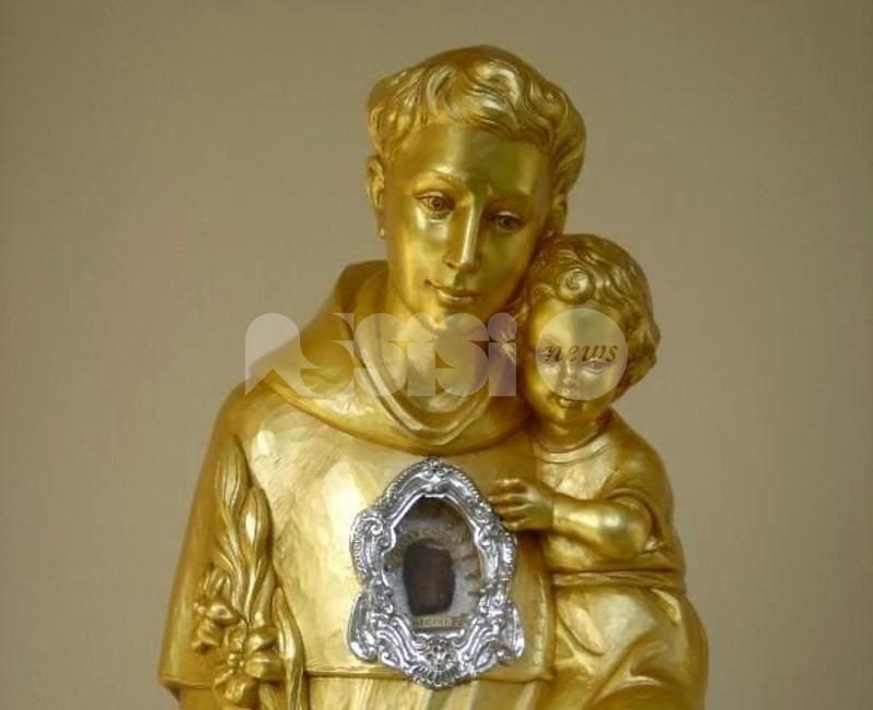 Ottocentenario incontro tra San Francesco e Sant'Antonio, celebrazioni ad Assisi