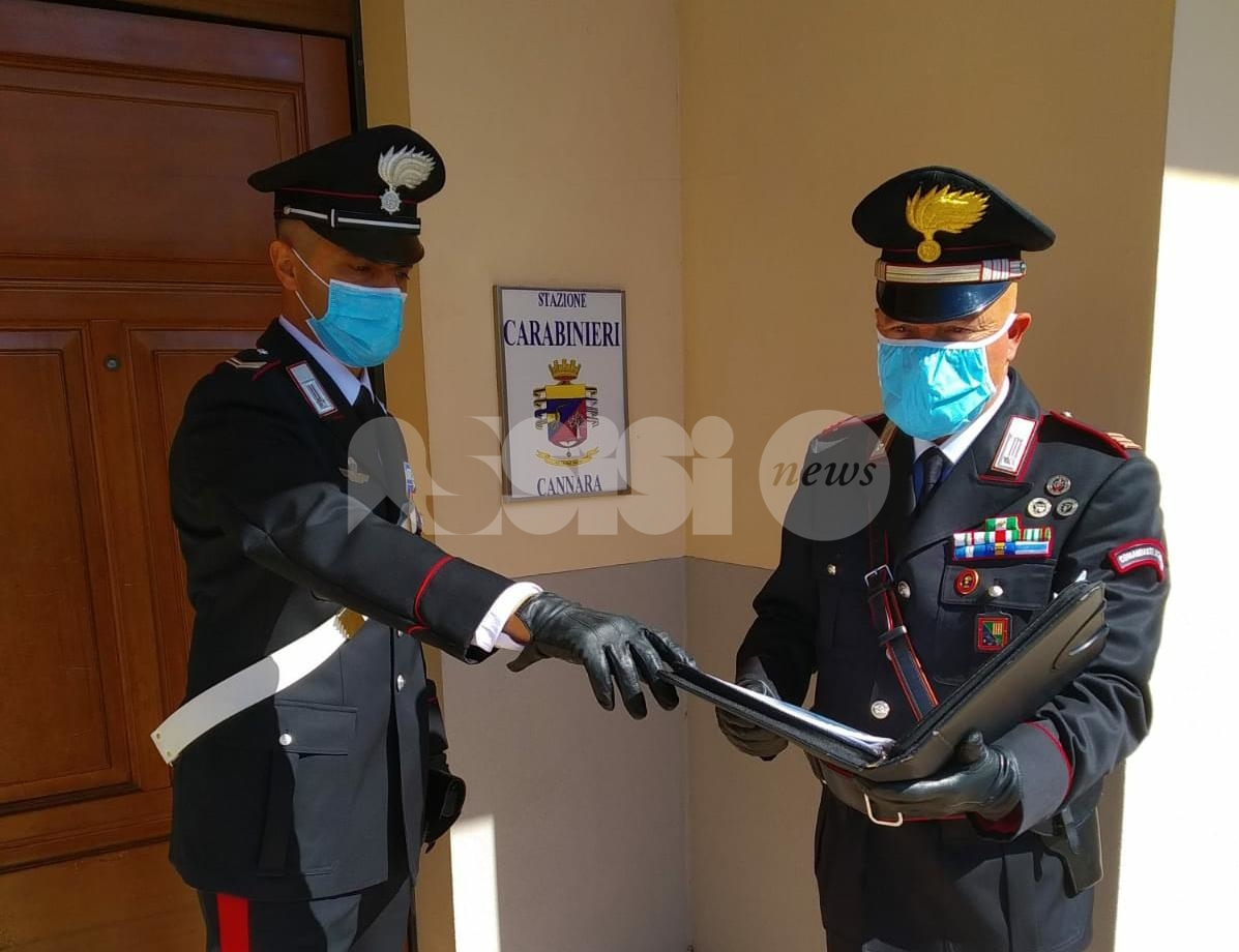 Presunto truffatore rintracciato e denunciato dai carabinieri di Cannara