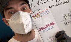 Dulcinea Gelateria si conferma nella guida del Gambero Rosso 2021 (foto)