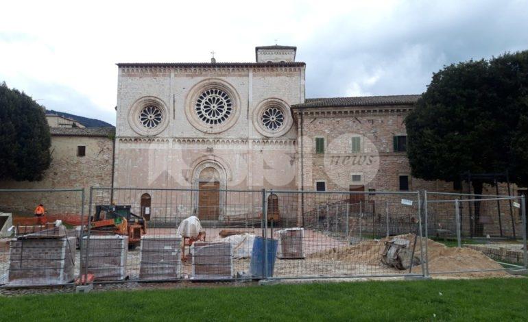 """Piazza San Pietro e frazioni, Assisi Domani a Paoletti: """"Opere pubbliche dopo anni di totale degrado"""""""
