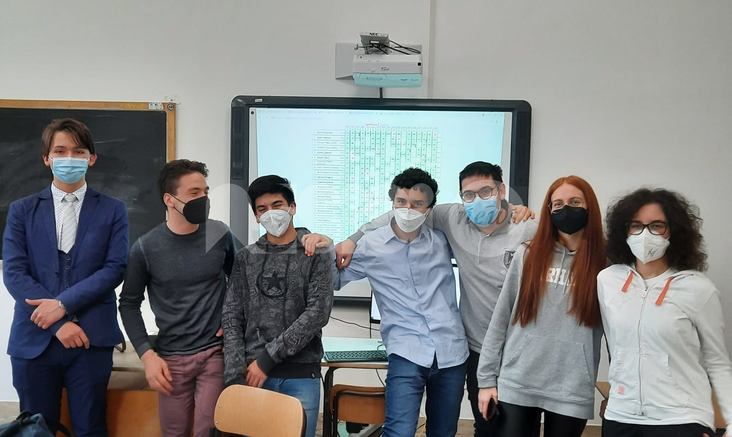 Olimpiadi della Matematica: soddisfazioni per il Liceo Scientifico di Assisi