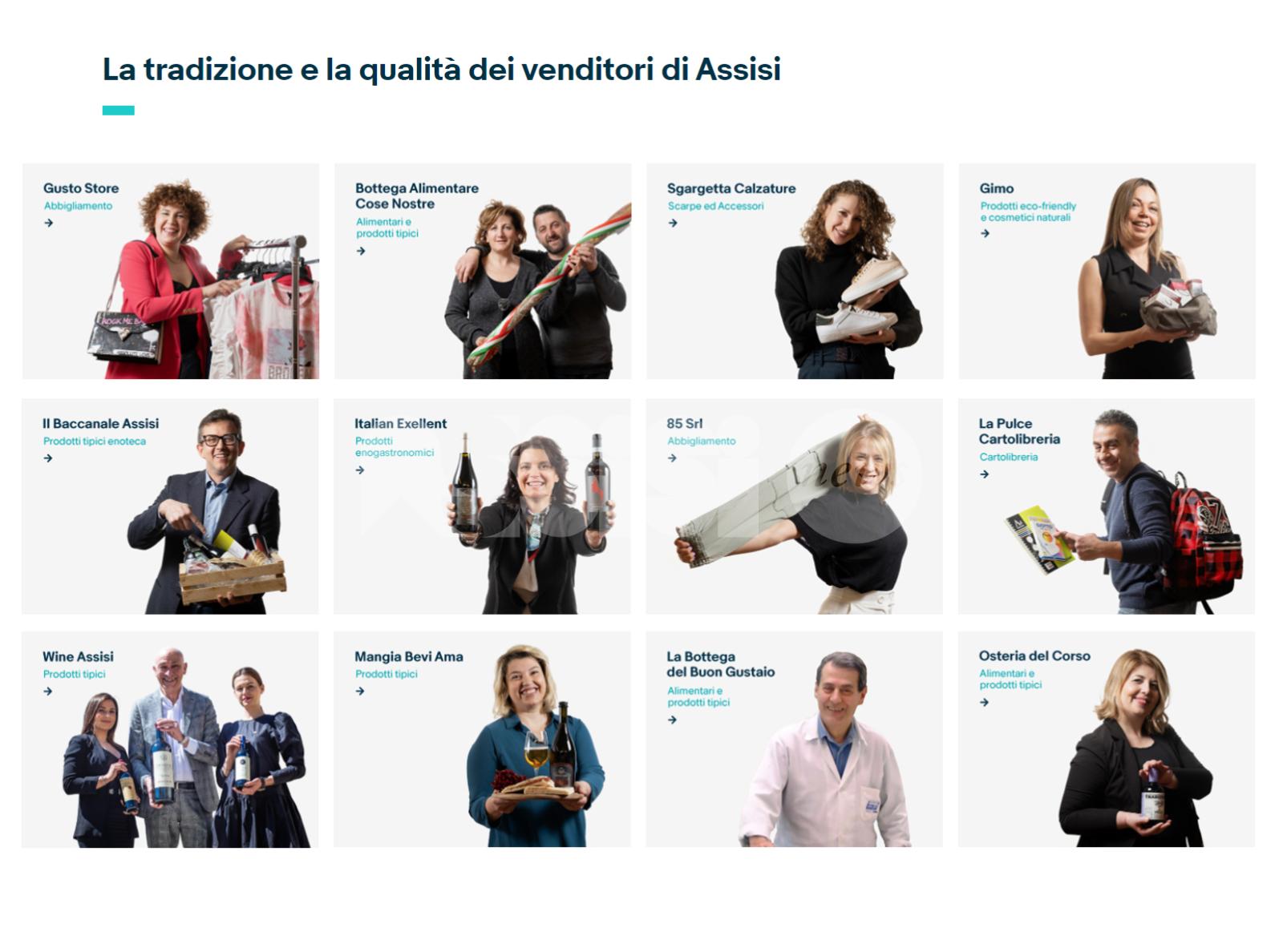 Borghi digitali, Assisi e Norcia protagoniste del progetto nazionale Confcommercio-eBay