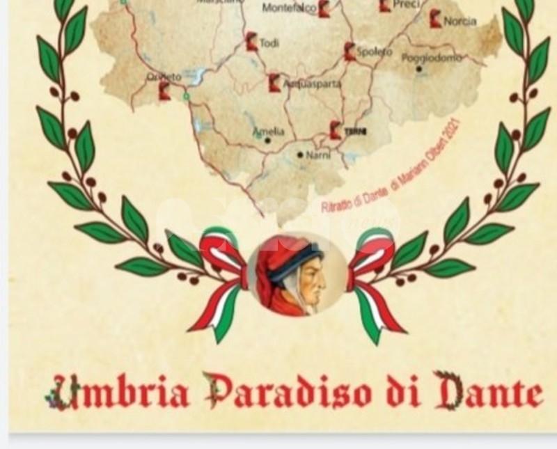 Umbria Paradiso di Dante, anche Assisi aderisce al nuovo cammino culturale
