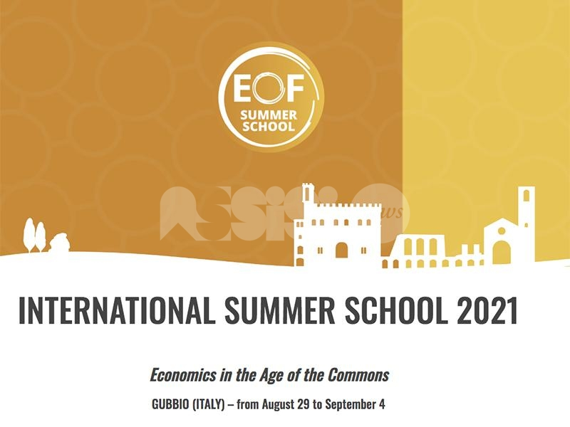 International Summer School di Economy of Francesco, si parte a fine agosto