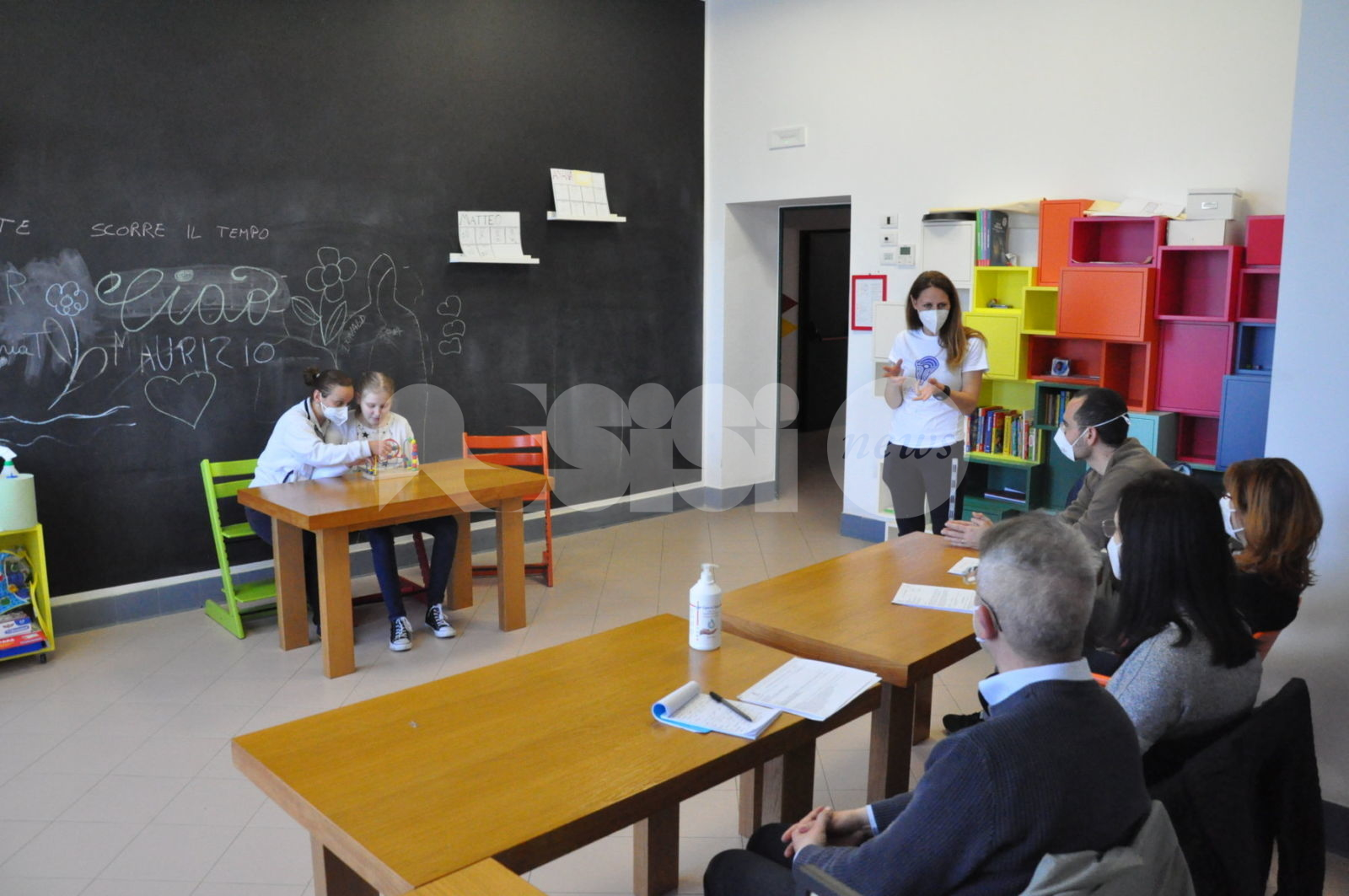 Istruzione parentale, in corso gli esami per i ragazzi del Serafico di Assisi