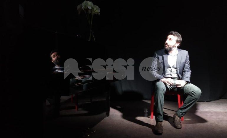 Vittorio Continelli in Discorso sul Mito – Frammenti per la riapertura degli Instabili di Assisi