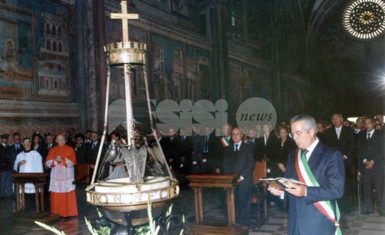 Sardegna verso Assisi, l'Isola offrirà l'olio per la lampada sulla tomba di San Francesco