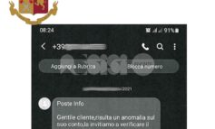 Truffata da un finto operatore delle Poste 'perde' 5.000 euro: due denunce