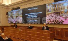 Francesco d'Assisi e l'economia della fraternità presentato al Senato