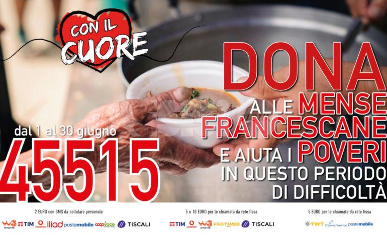 Con il cuore 2021, Massimo Ranieri e Renato Zero ad Assisi con i frati per aiutare gli ultimi