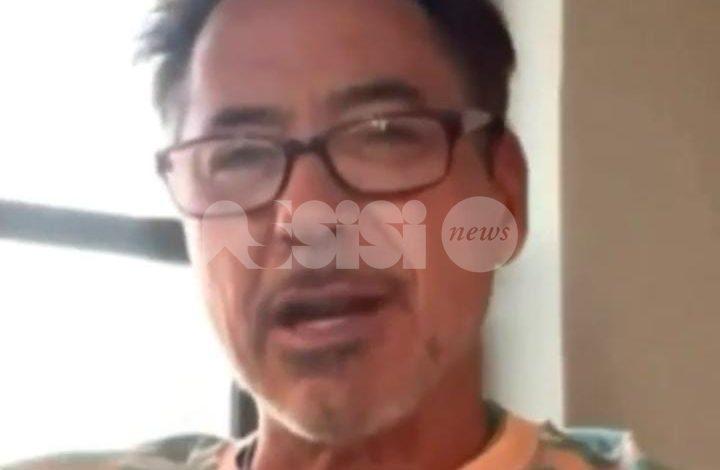Robert Downey Jr è in Umbria? Il video che fa impazzire i fan