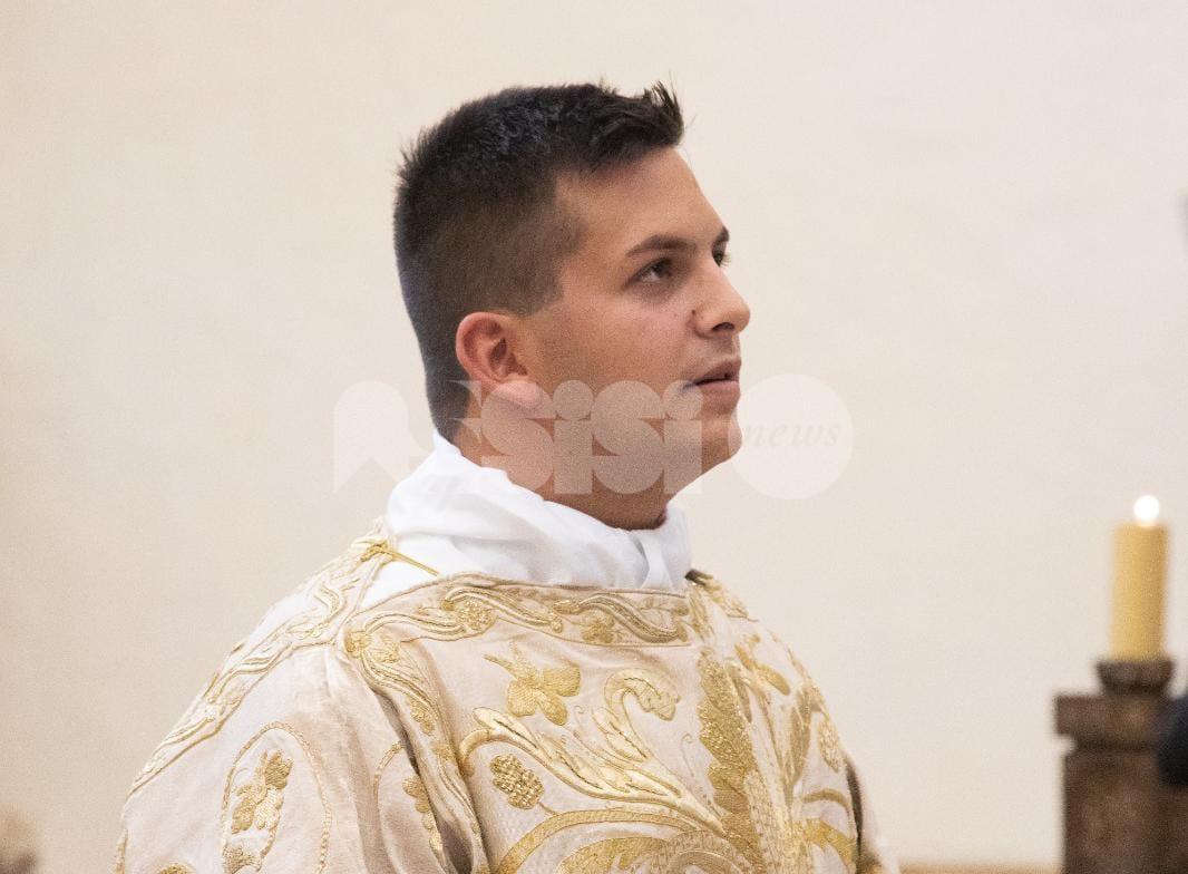 Don Matteo Renga presbitero, domenica 20 l'ordinazione